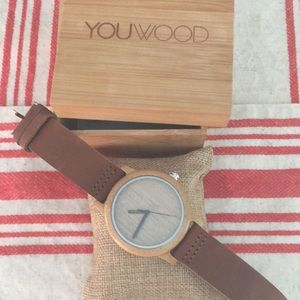 YouWood watch